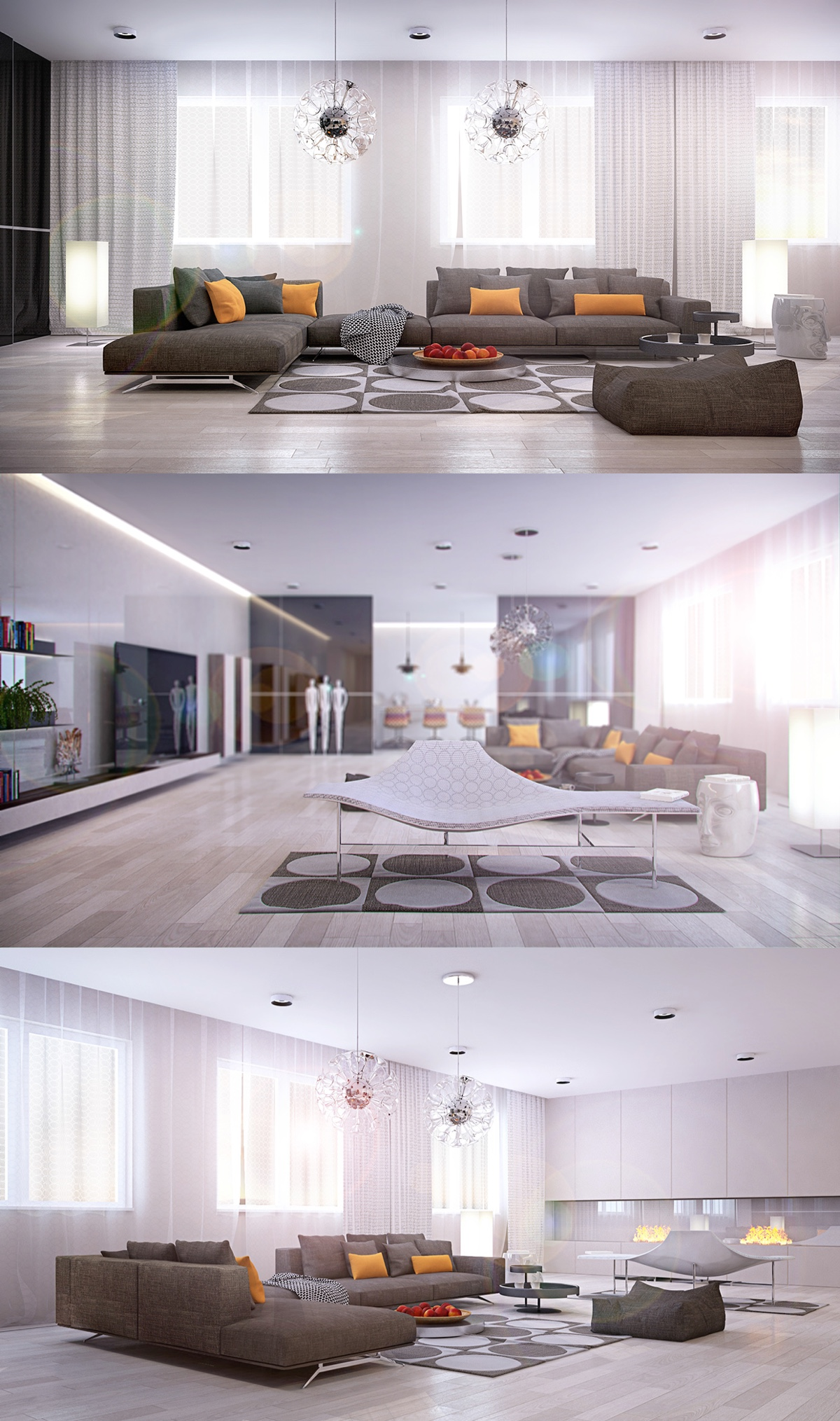 21-relaxing-living-rooms-with-gorgeous-modern-sofas-12