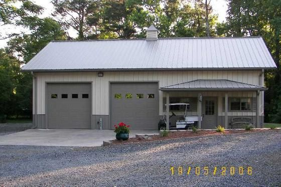 Making the best with metal roofs and buildings for Pictures of metal buildings converted into homes