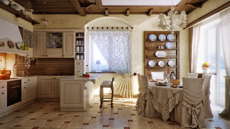 the different designs and ideas for the kitchens