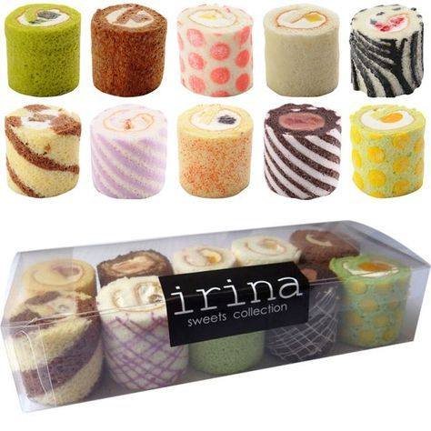 An assortment of flavors to tantalize your taste buds