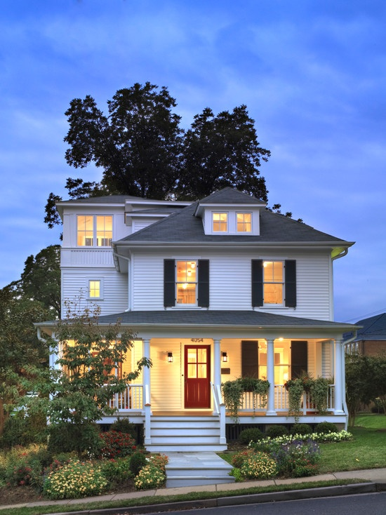 Very Sweet looking home--Traditional Exterior Design, Pictures, Remodel, Decor and Ideas - page 4
