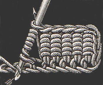 Making beautiful woolen designs