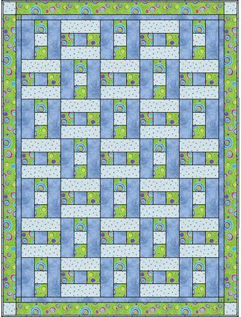 Fabric quilt designs