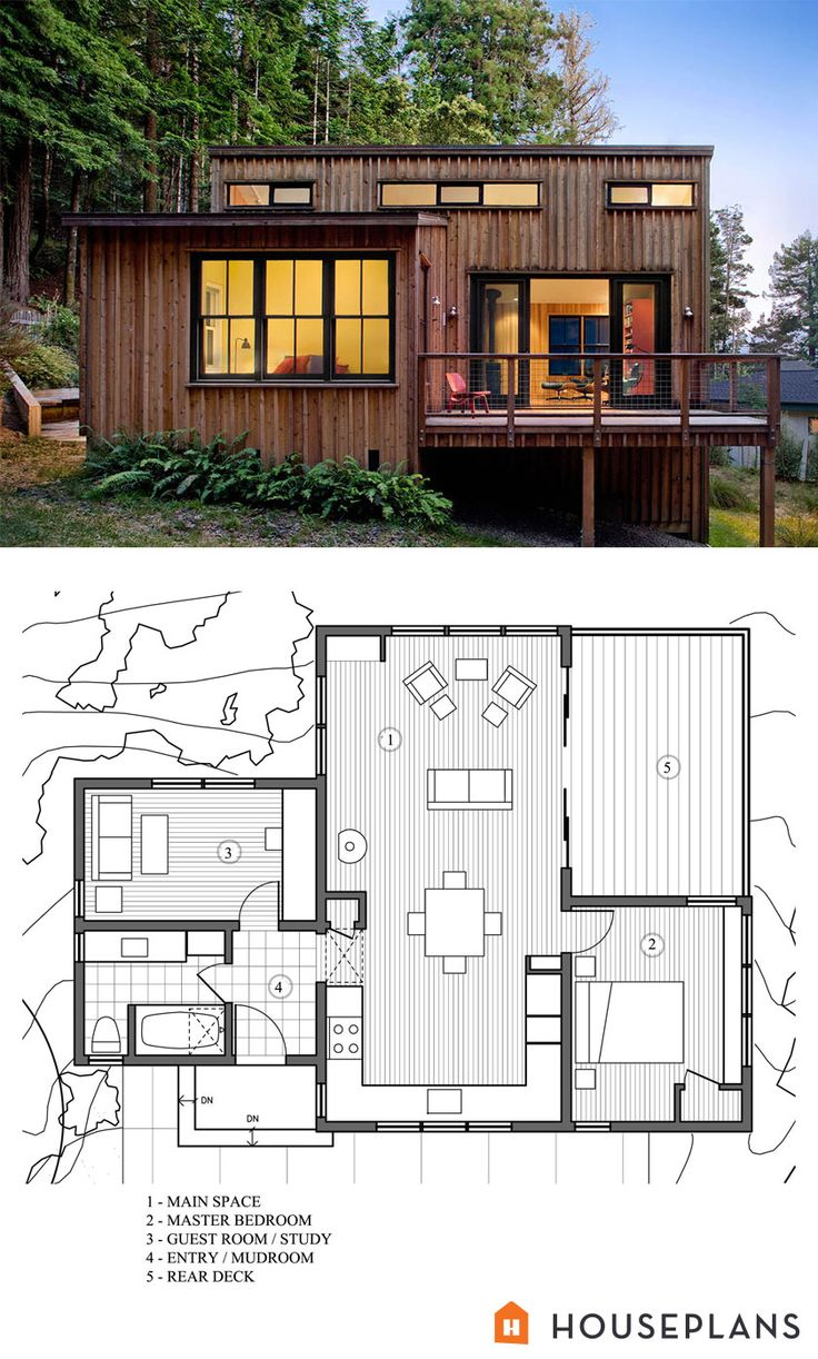 The Best Design For A House