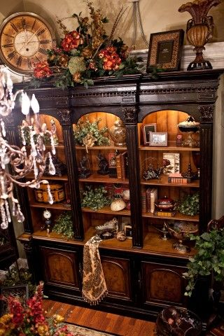 Upcycled China Cabinet Ideas
