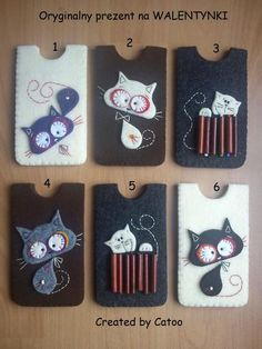 Various kinds of phone cases