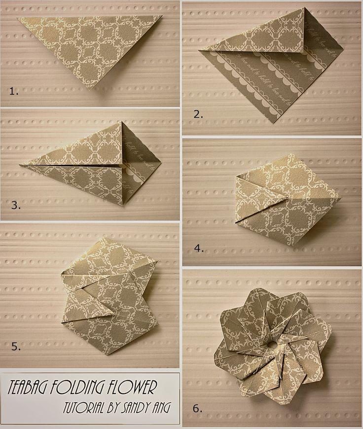 Paper folding in 3d form mightylinksfo