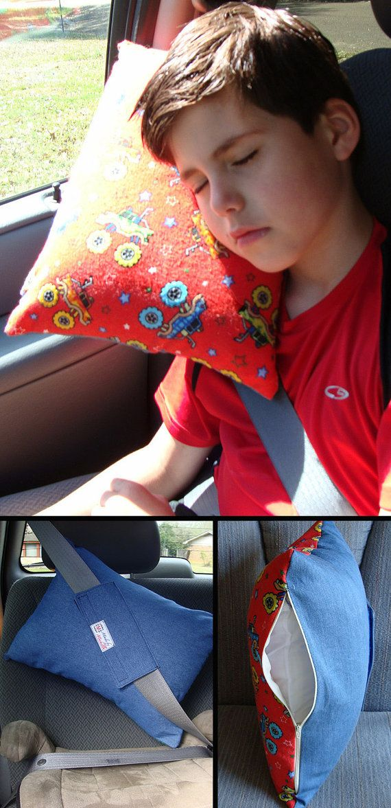 Car pillow ideas