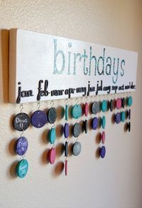 Homemade home decor items