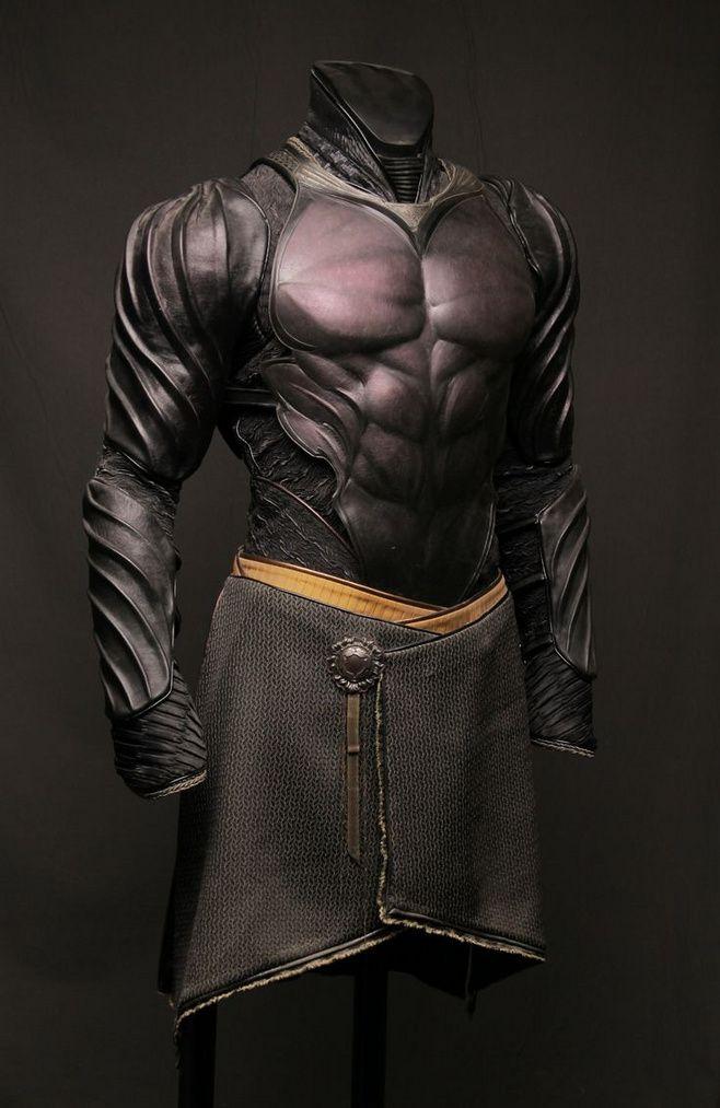 Armor costumes