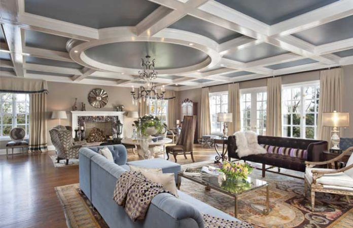 The Latest Ceiling Desings Of The Year