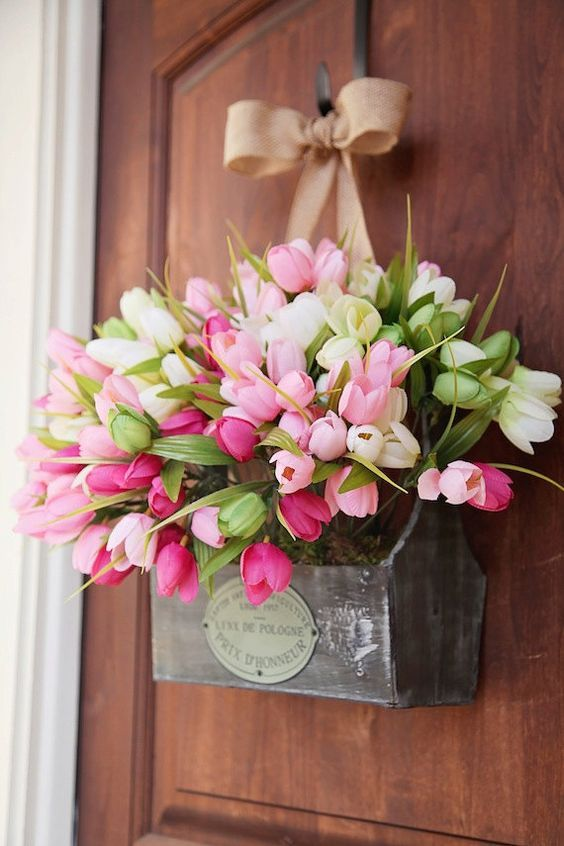 These Spring Diy Decorations Will Inspire You