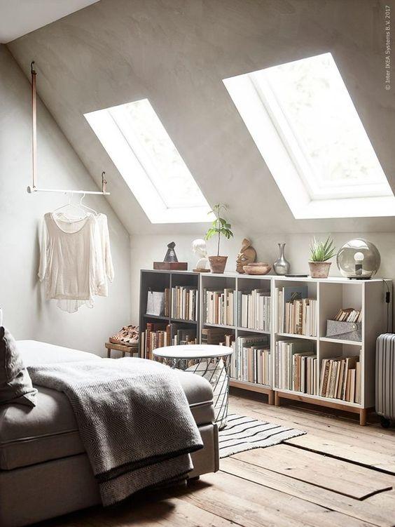 Creative Ideas For Garret Room