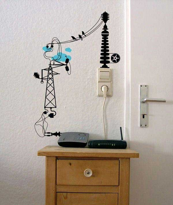 Get Rid Of The Mess Created By Cables