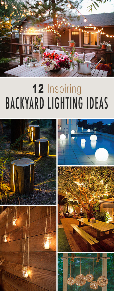 The Most Stylish Ideas Of Lightening Your Garden