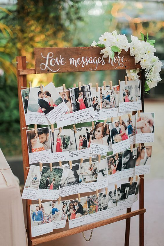 Great Handmade Ideas For Weddings