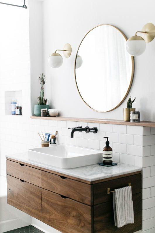 Trendy Bathroom Decorations For Modern Houses