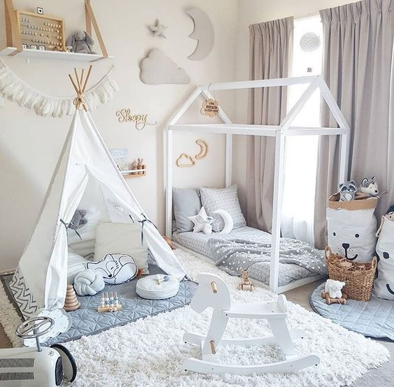 The Cutest Baby Room Decoration Ideas