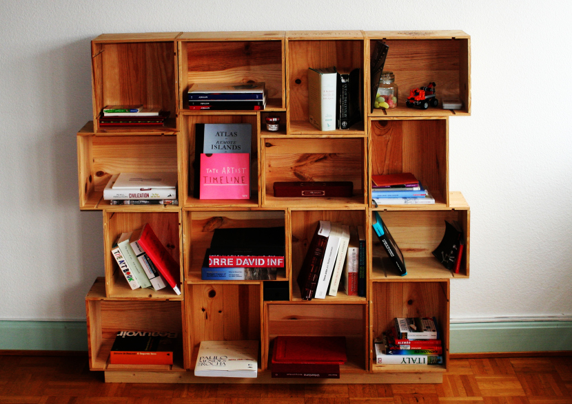Creative DIY Wooden Shelves For Every Room Of Your Home