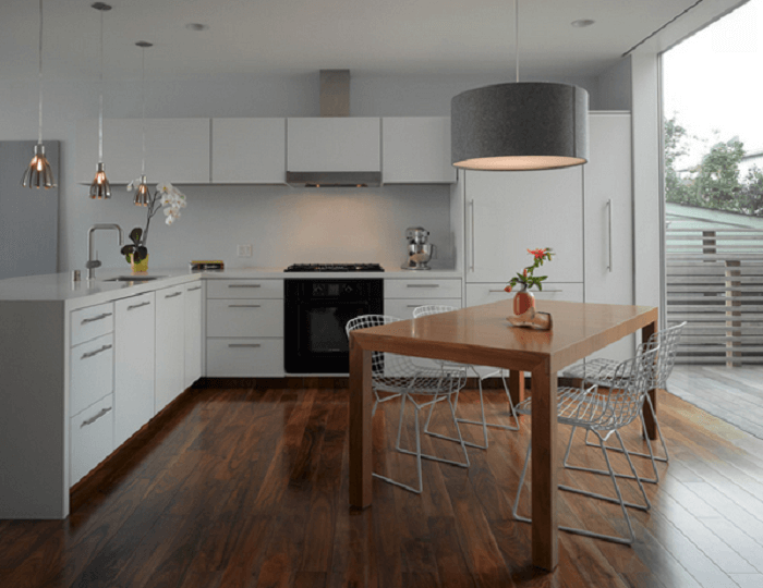 The Kitchen Trends Of All Times – L Shaped Kitchens