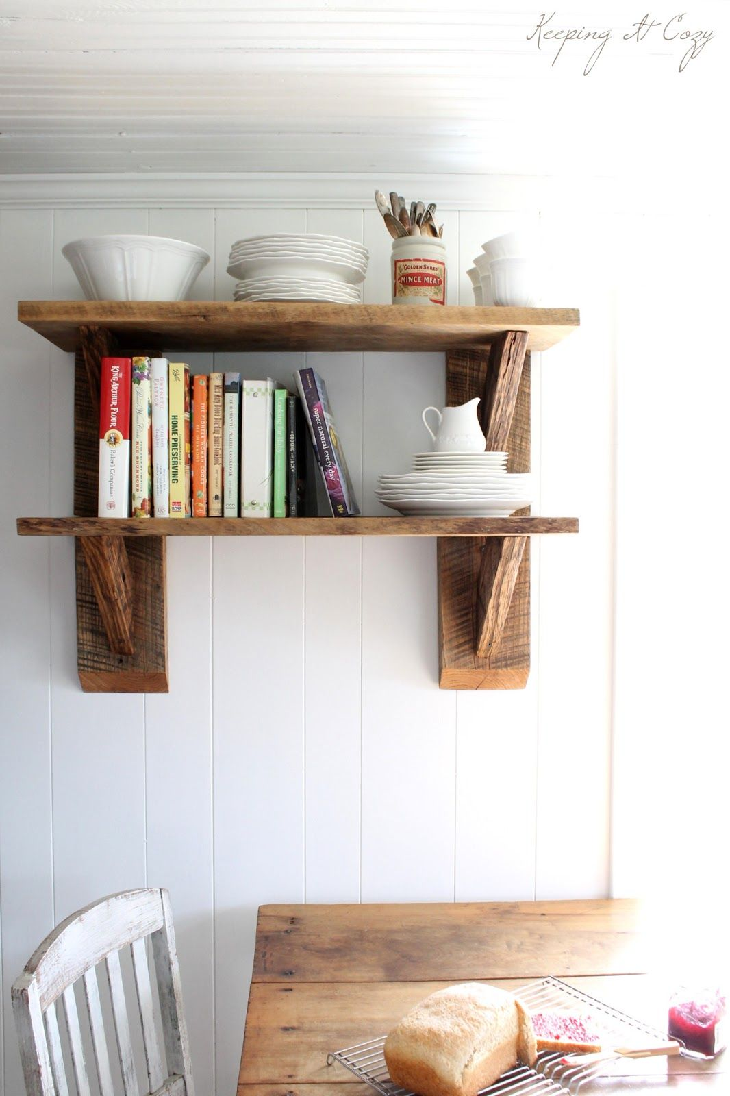 Rustic-shelves-from-reclaimed-wood