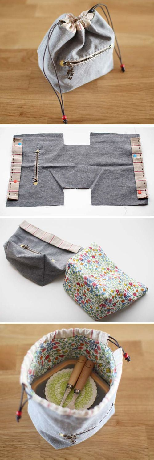 Easy Bag Models You Can Do At Home