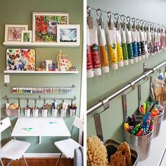 Inspiritual Work Areas And Tables For Children