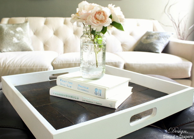 These Trays Are Both Handy And Decorative