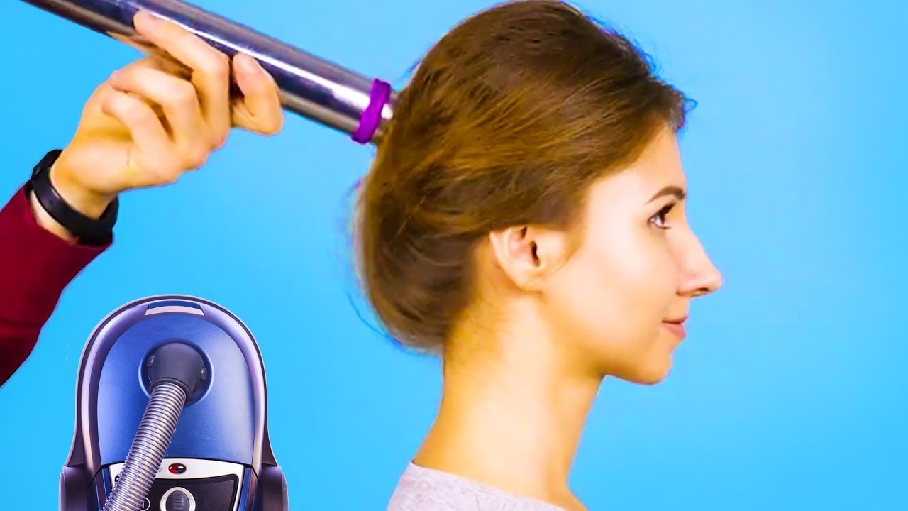 Amazing and Genius Hair Style Hacks for Girls