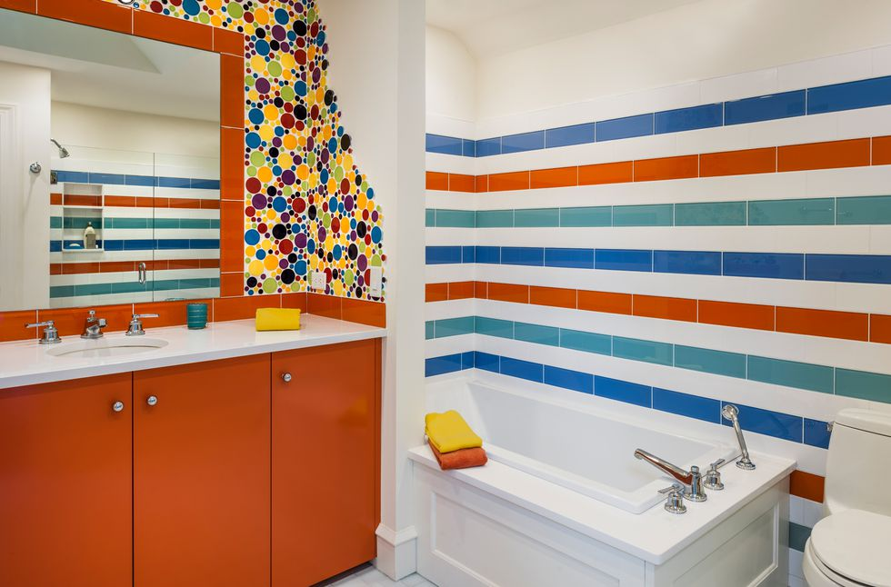 These Tile Models Will Change Your Bathroom Totally