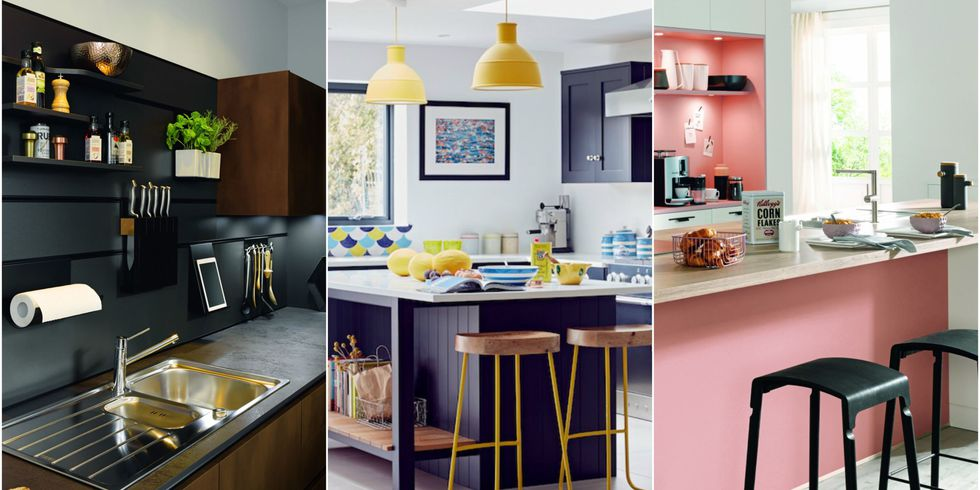 Follow The 2018 Trends Of Kitchen Decorations