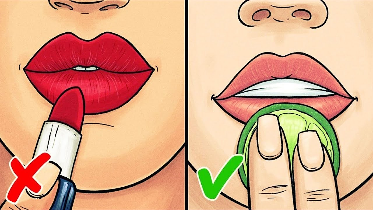 These Amazing Beuty Hacks Will Make You Save A Lot of Money