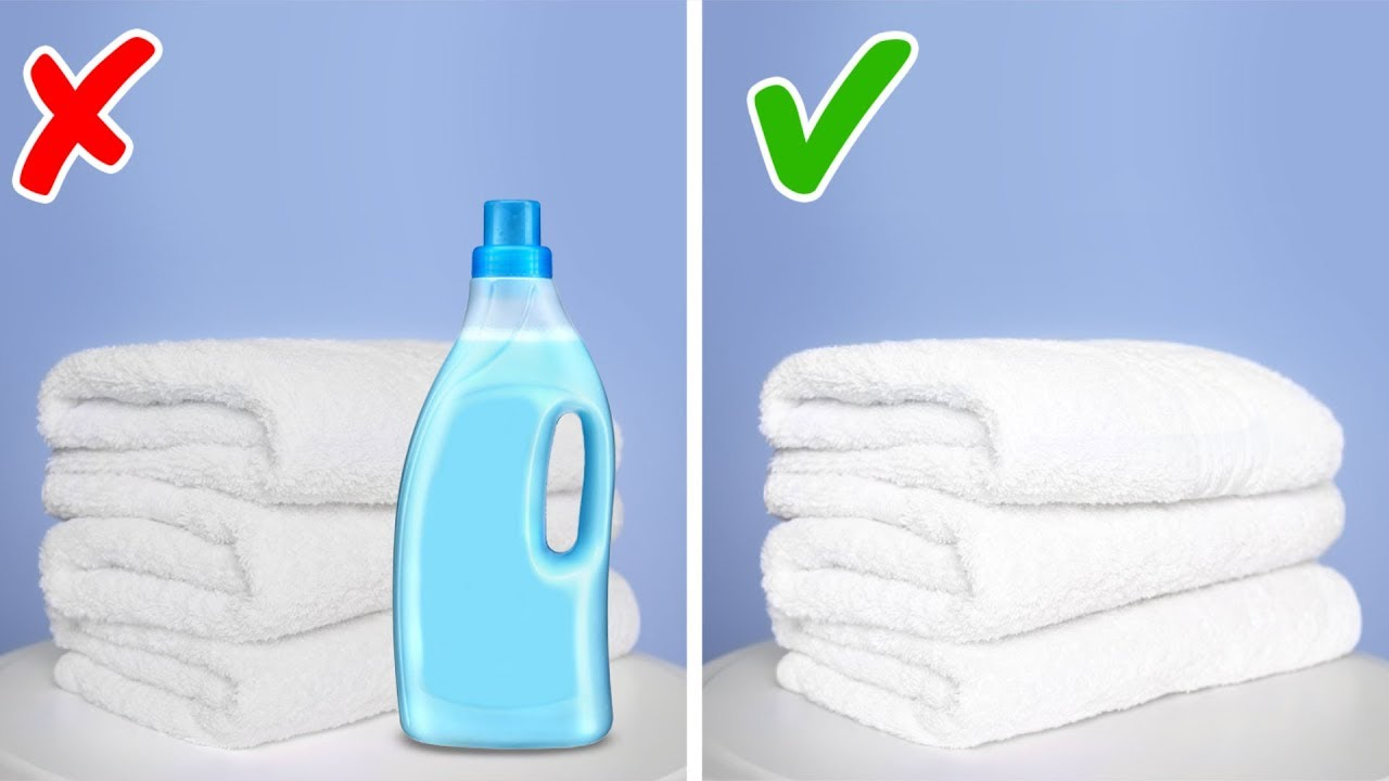 Amazing Laundry Hacks for All of Us