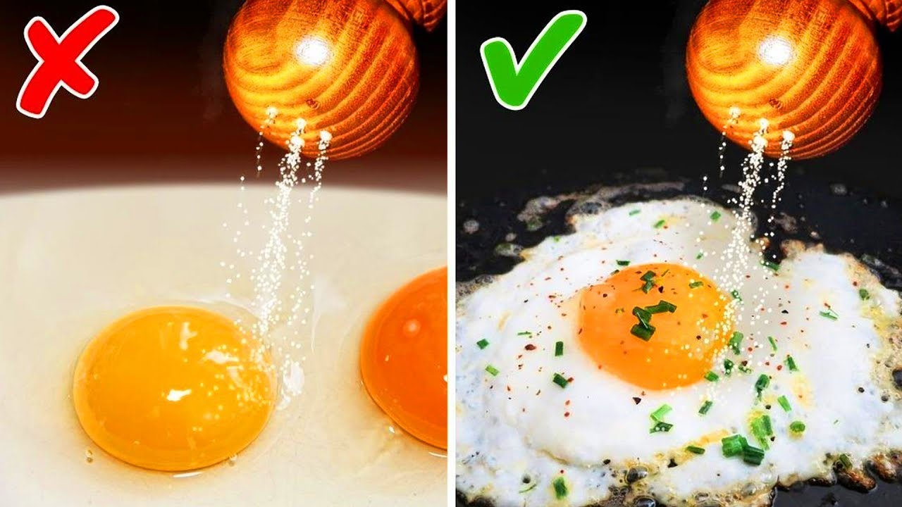 Cooking Hacks That No One Know About