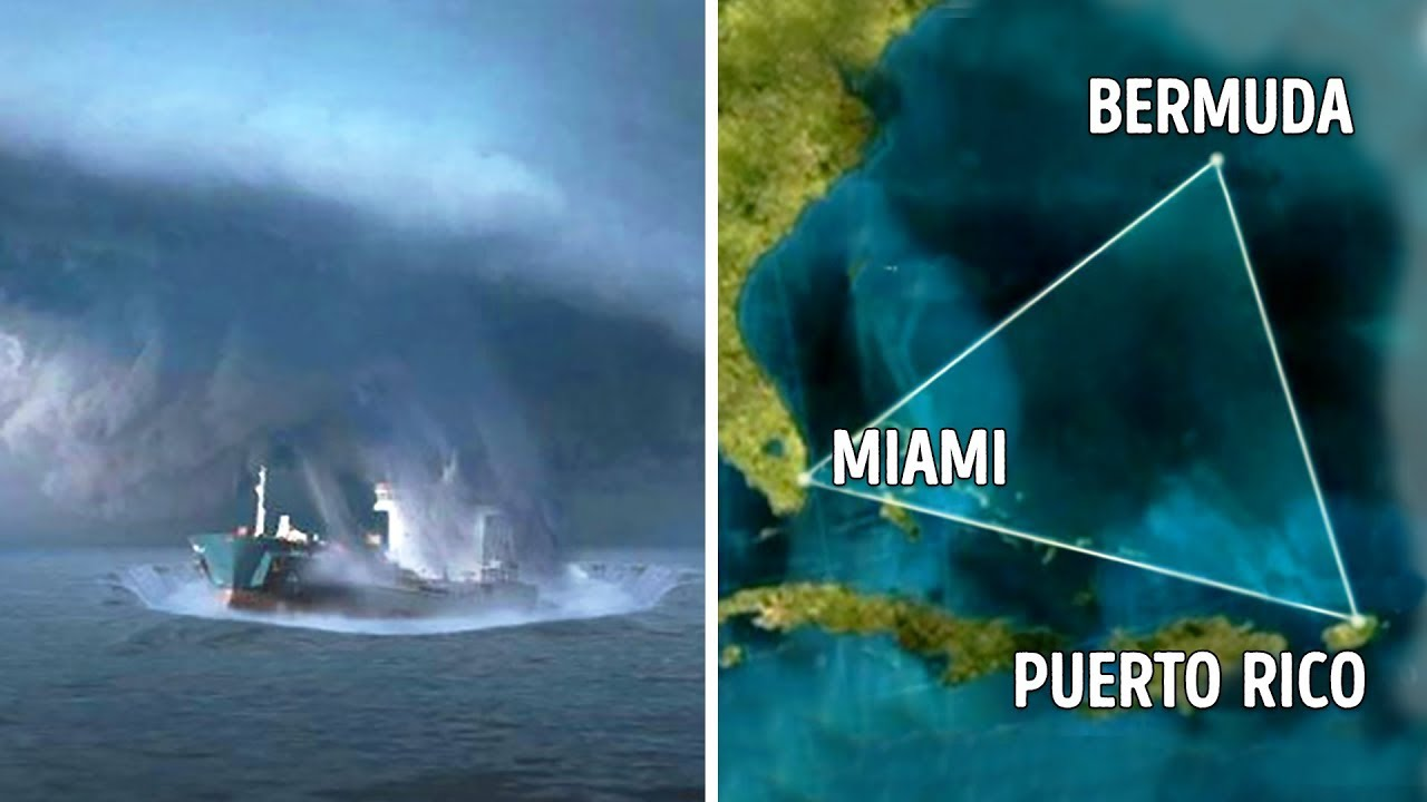 Learn The Secret Of The Bermuda Triangle