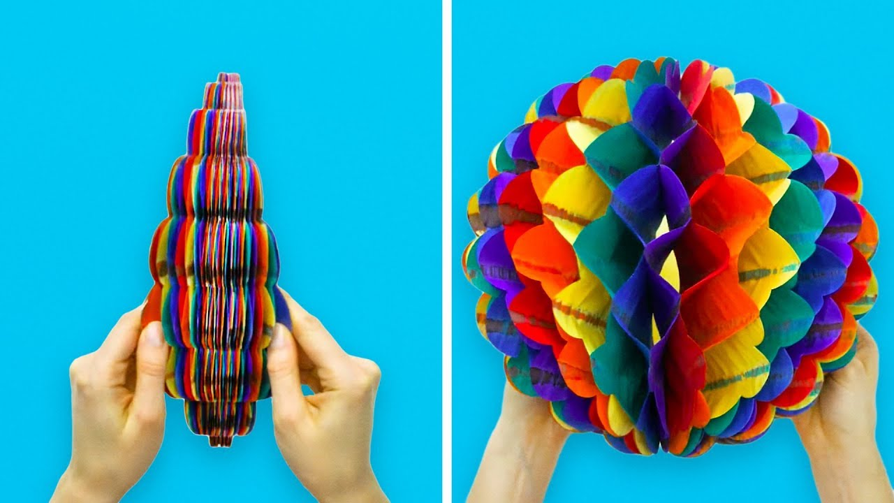 Enjoyable Crafts You Can Do At Home With Papers